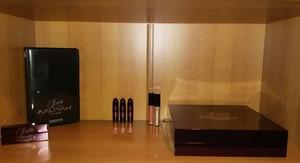 My MAC & Xyrena display so far.. :)
