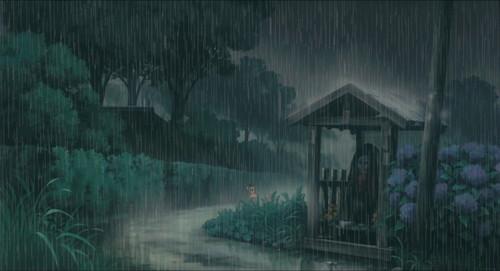 My Neighbor Totoro fond d'écran titled My Neighbor Totoro Scenery