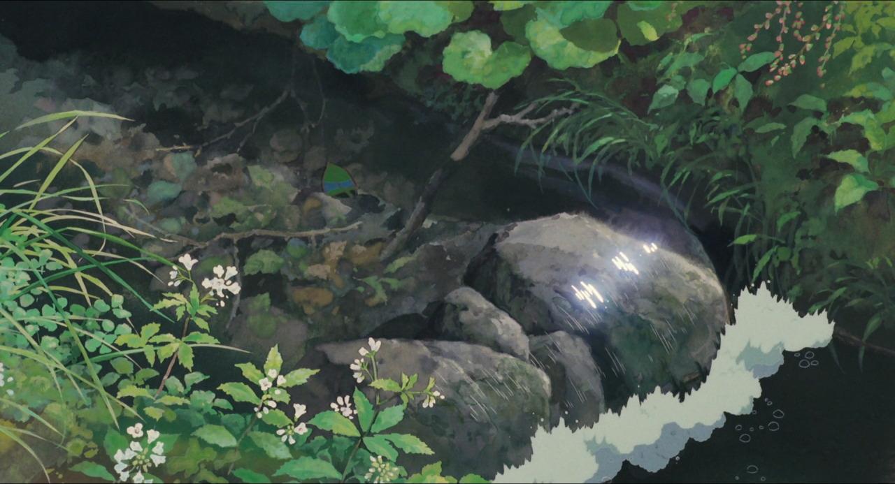 My Neighbor Totoro Scenery