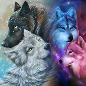 Mystical Волки
