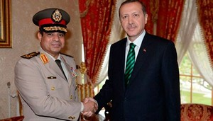 NO ELSISI YES ERDOGAN