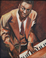 "Nat ""King"" Cole - celebrities-who-died-young fan art"