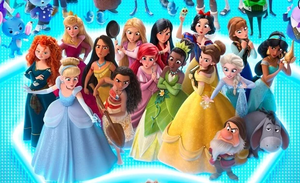 New Wreck it Ralph Princesses image