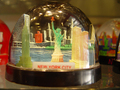 New York City Snow Dome