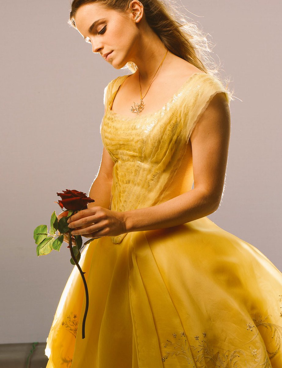 Hermione4evr Imej New Pic Of Emma Watson From Beauty And The Beast