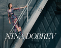 Nina Dobrev Coveteur magazine scans (september issue)