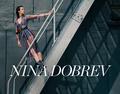 Nina Dobrev Coveteur magazine scans (september issue)