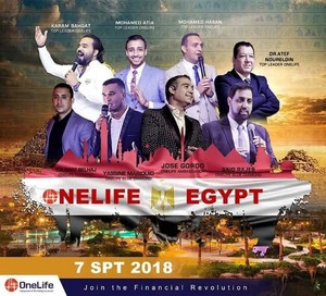 ONE LIFE EGYPT