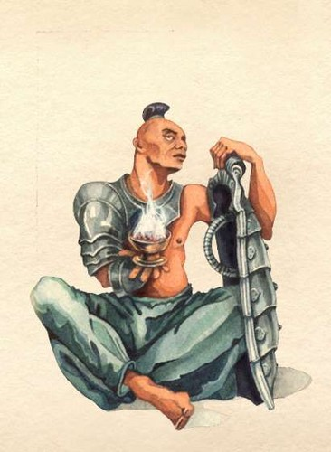 Oblivion (Elder Scrolls IV) fond d'écran titled Oblivion Character Class