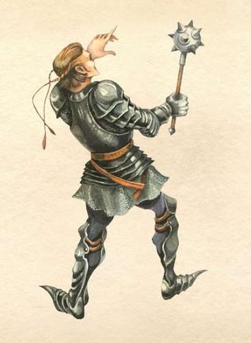 Oblivion (Elder Scrolls IV) Обои entitled Oblivion Character Class