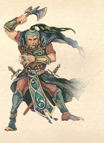Oblivion (Elder Scrolls IV) fond d'écran called Oblivion Character Class