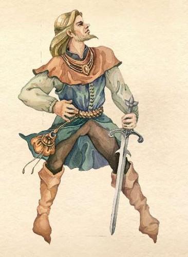 Oblivion (Elder Scrolls IV) Обои titled Oblivion Character Class