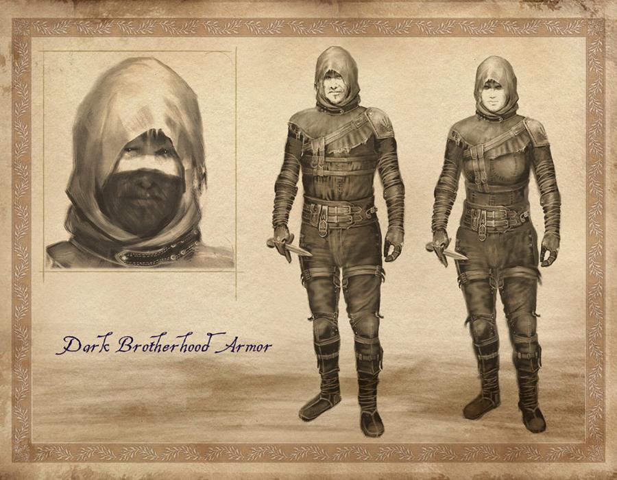 Oblivion Elder Scrolls IV Images Concept Art