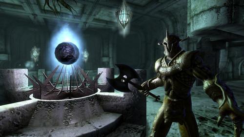 Oblivion (Elder Scrolls IV) Обои titled Oblivion Official Screenshot