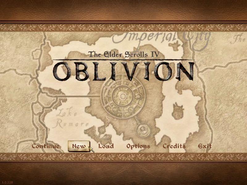 Oblivion Screenshot