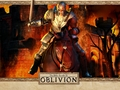 Oblivion fond d'écran - The Battle of Kvatch