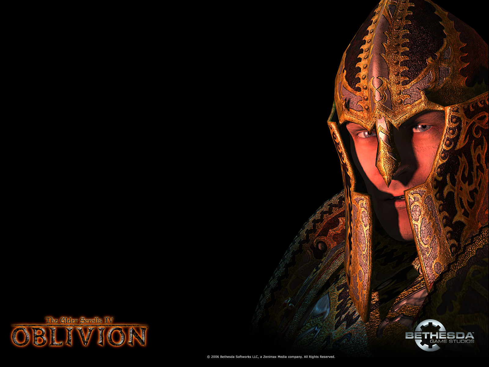 Oblivion Wallpaper - The Imperial Dragon