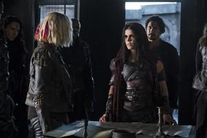 Octavia and Clarke