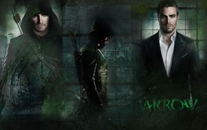 Green Arrow/Oliver クイーン (Arrow)