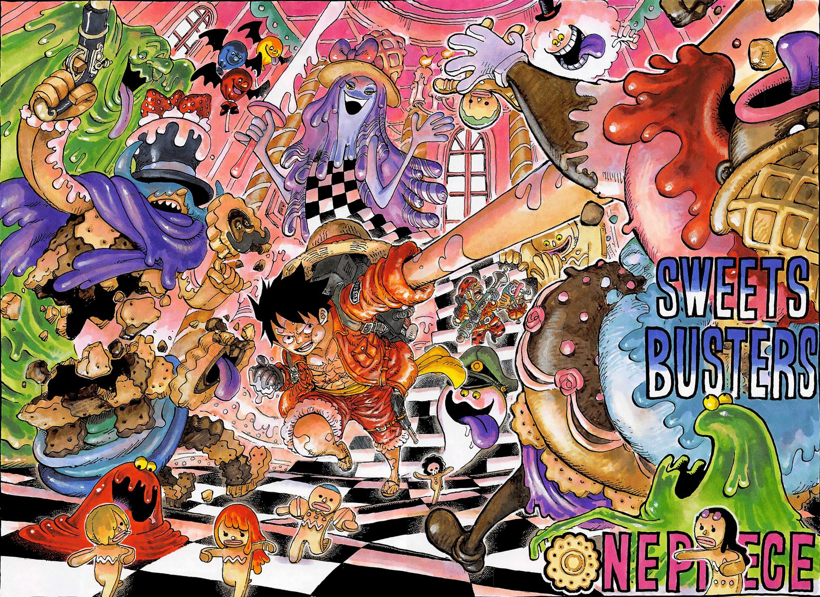 One Piece One Piece Fondo De Pantalla 41588621 Fanpop
