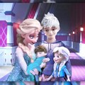 One big happy family - elsa-and-jack-frost photo
