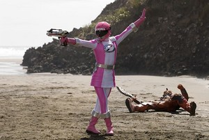 Operation Overdrive pink Ranger