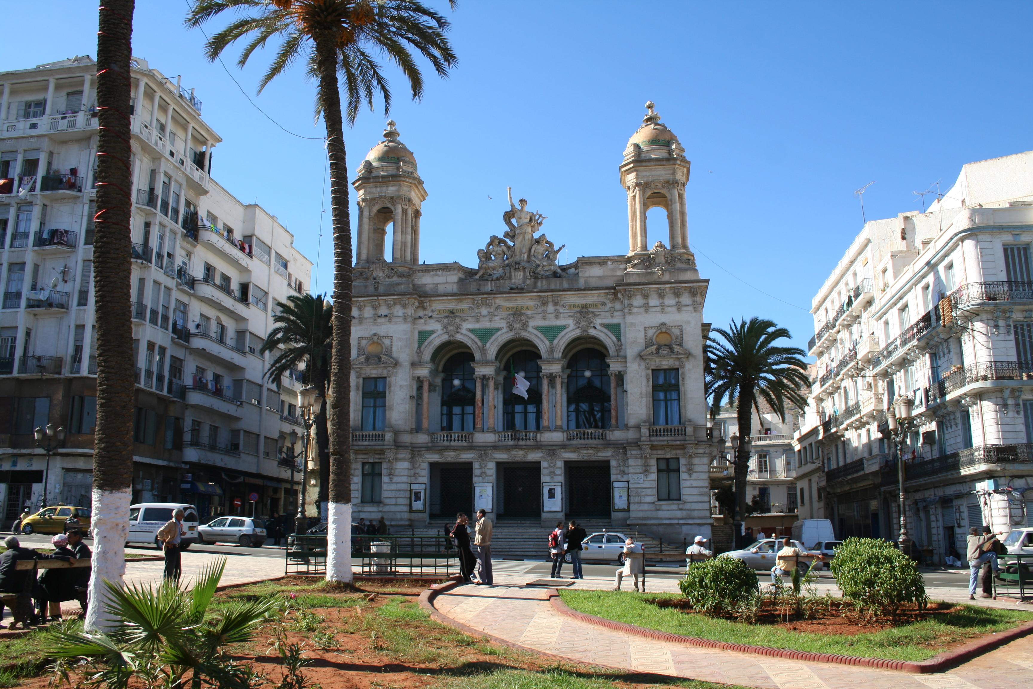 Oran, Algeria Stock Photo: 212673447 - Alamy   Algeria Oran Universities