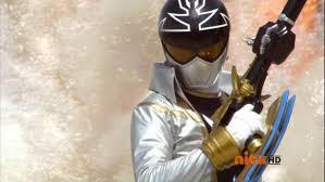 Orion Morphed As The Super Megaforce Silver Ranger