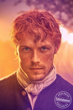 Outlander - Jamie Fraser at Entertainment Weekly Photoshoot