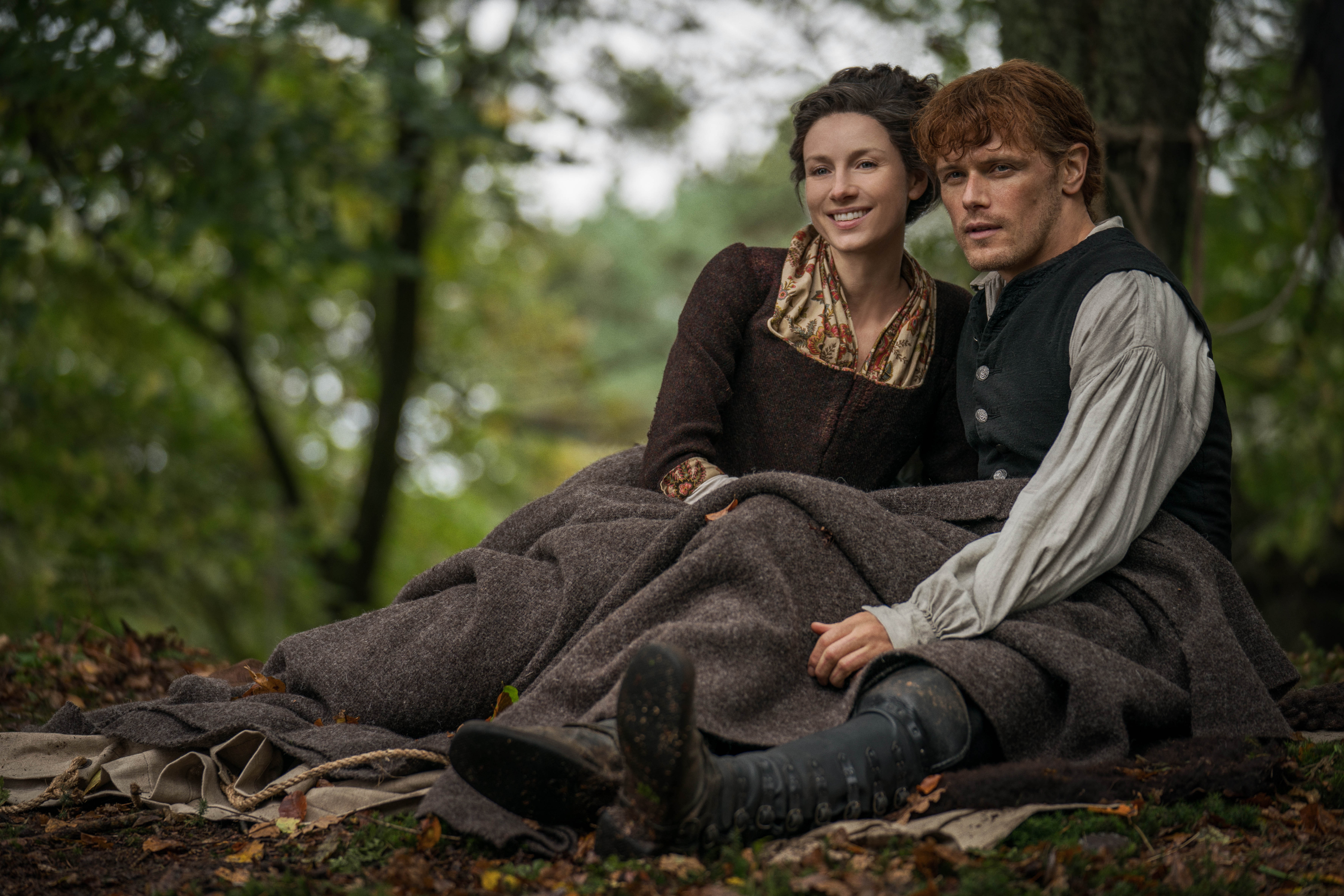 Outlander Season 4 First Look Picture