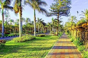 PARK MAGIC ALEXANDRIA EGYPT