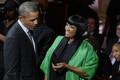 Patti LaBelle And Barack Obama