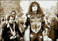 Paul ~Cadillac, Michigan...October 10, 1975  - kiss photo