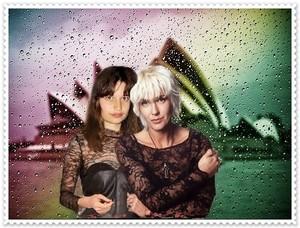 Paula yate and Tiger lily