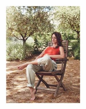 Penélope Cruz for Marie Claire France [September 2018]