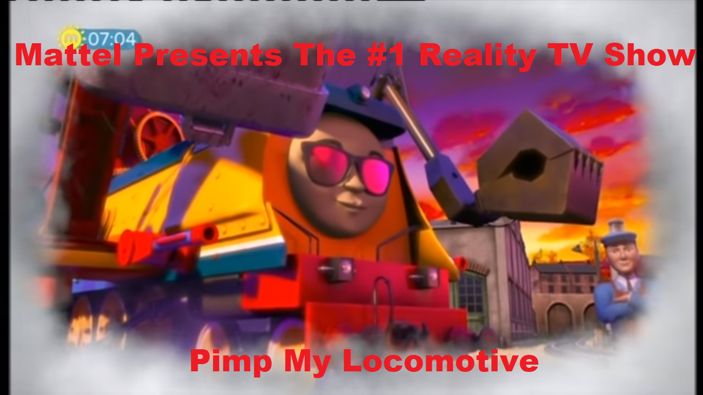 Pimp My Locomotive