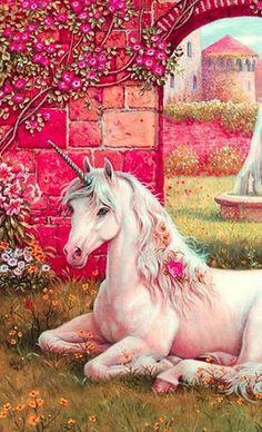 粉, 粉色 unicorn