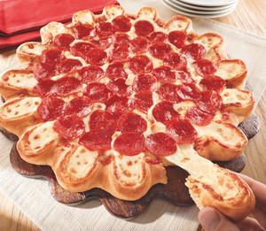 比萨, 比萨饼