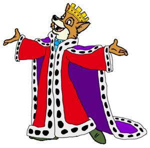 Prince Robin हुड, डाकू