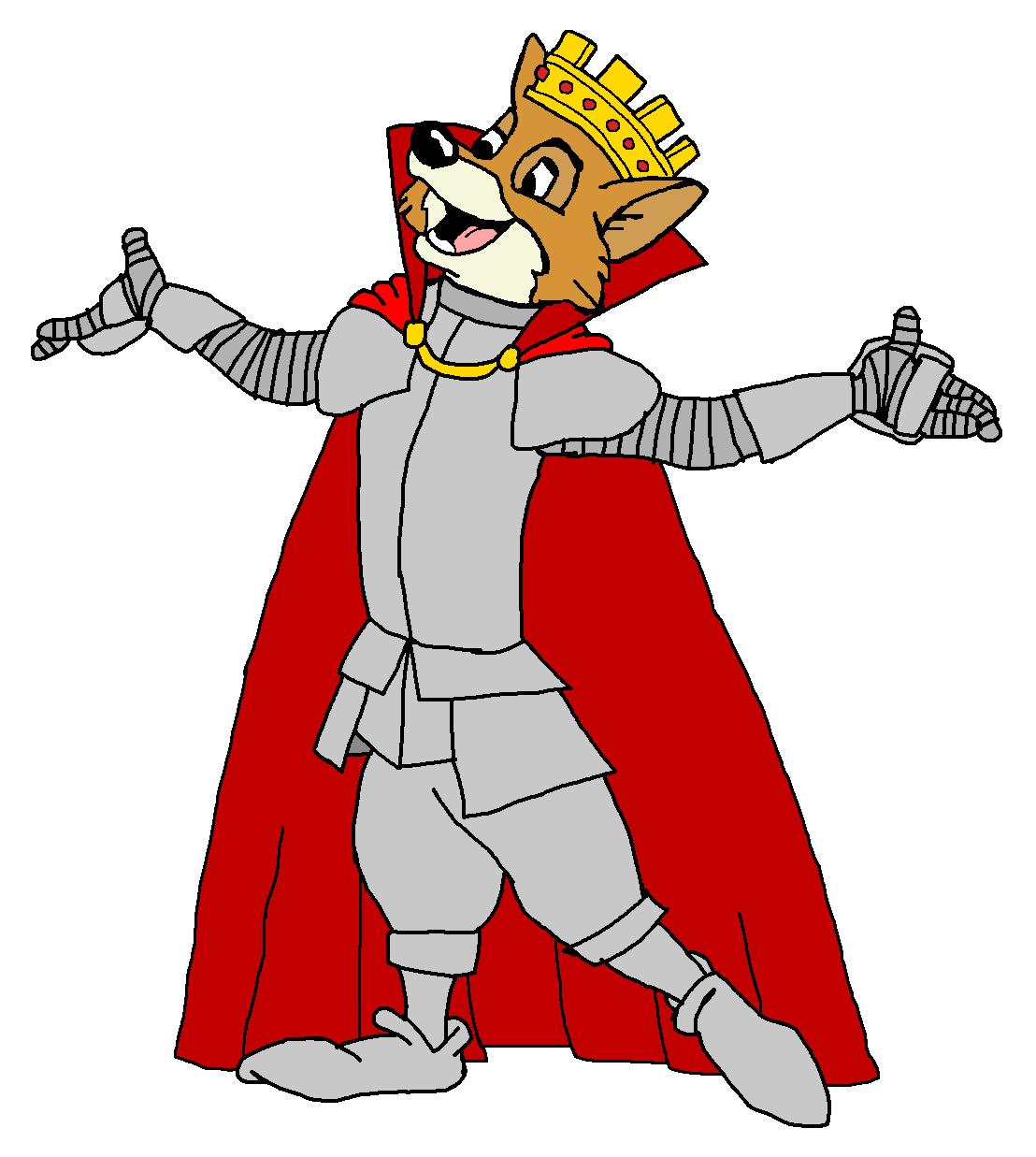 Prince Robin kap