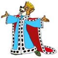 Prince Robin capuz, capa