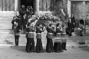 Prince William of Gloucester funeral
