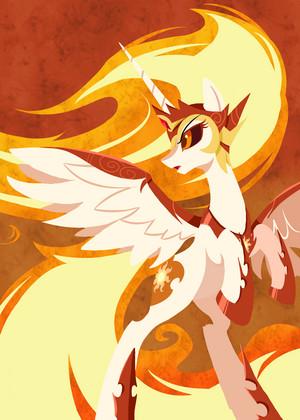 Princess Celestia/Daybreaker