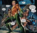 Prisoner Of War, Sky Alchesay, Aquaman, Ya'wara, and The Operative - aquaman-and-the-others photo