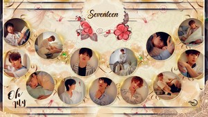 SEVENTEEN_OH MY#WALLPAPER