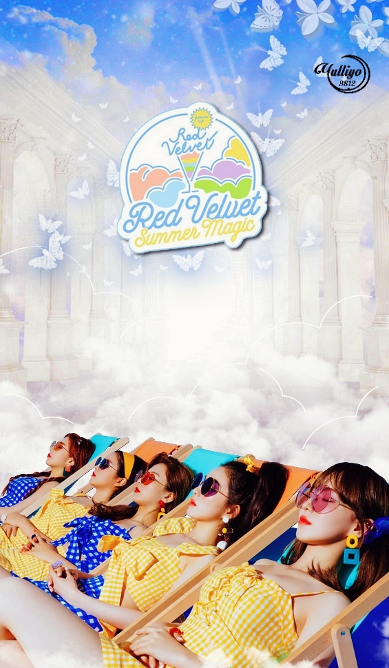 RED VELVET #LOCKSCREEN