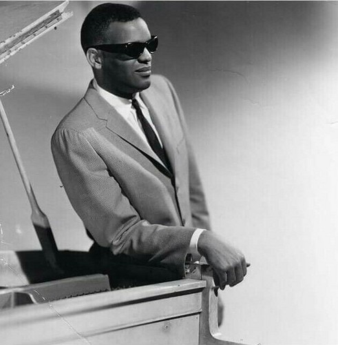 Classic R&B Music wallpaper called Ray Charles