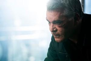 線, レイ Liotta as Matt Wozniak in Shades of Blue