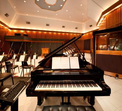 cherl12345 (Tamara) fondo de pantalla entitled Recording Studio At Capitol Records