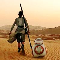 Rey (Star Wars) Icon